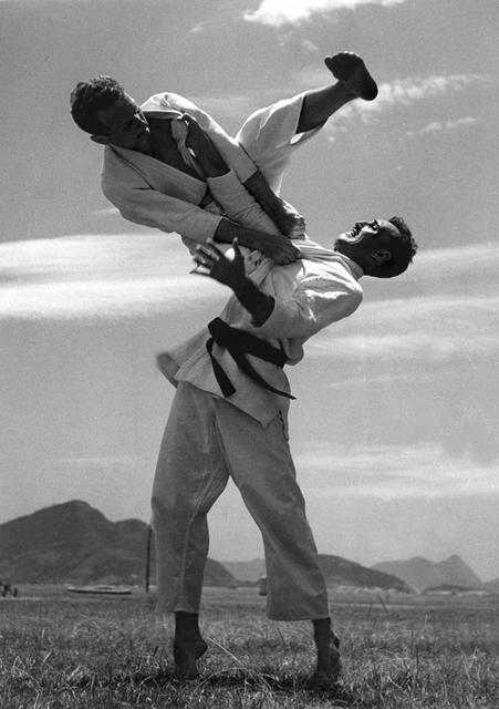 BJJ Gracie Jiu Jitsu